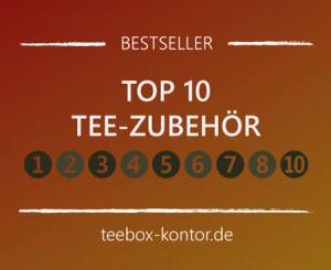 Top 10 Zubehör für Tee. Die Bestsellerliste der beliebtesten Tee-Zubehöre