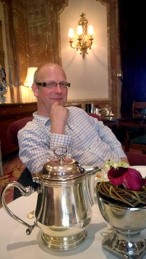 Englische Teatime im Regent in Berlin