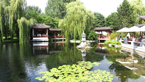 Chinesisches Teehaus - Berlin - eine gute Empfehlung